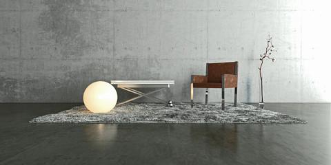 Interior, Innenraum, Modern, Design