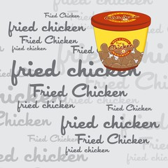 fried chicken page