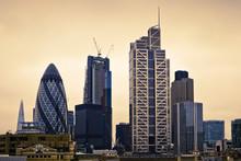 London City Landschaft