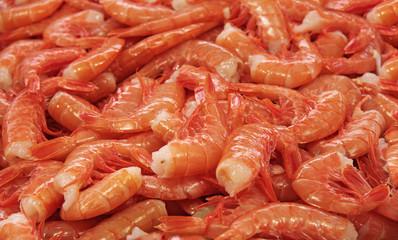 Shrimp tails
