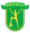 Brazil ribbon