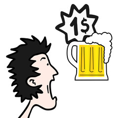 Price beer
