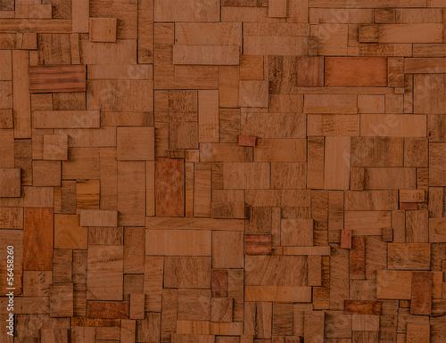Blocks of exceptional fine esteemed Mahogany
