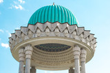 The dome of the historic monuments of Uzbekistan