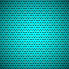 Green Seamless Circle Perforated Grill Texture