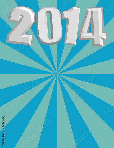 In the year 2014!