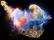 Voyages to Design Nebulae