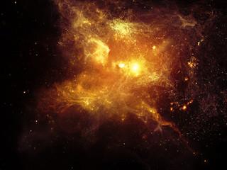 Reality of Fractal Nebulae