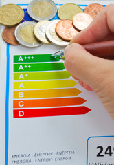 saving money due to energy efficiency