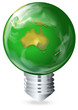 Eco-friendly light bulb