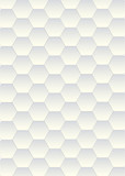 paper hexagons background