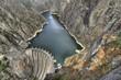 Dam of Aldeadavila in Spain. - 56471274