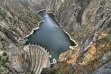 Dam of Aldeadavila in Spain.