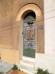 Ancienne porte d'entrée marseillaise