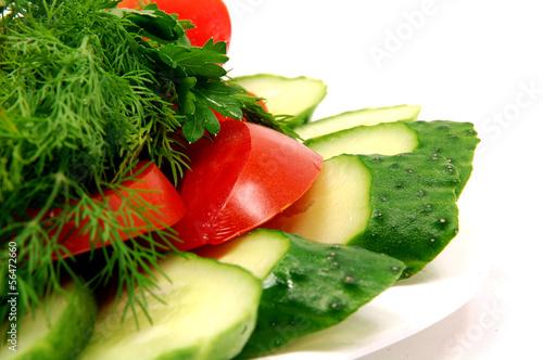 овощи блюдо натюрморт