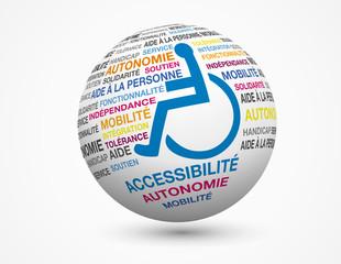 sphère accessibilite