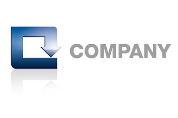Square Arrow Company Logo
