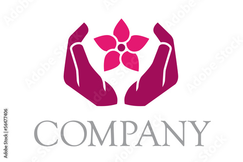 Massage Spa Logo