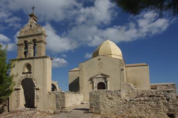 Zakynthos Old Greek Monastery