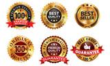 6 Golden Badges