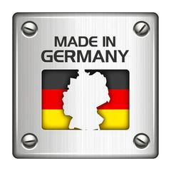 Made in Gerrmany - Hergestellt in Deutschland