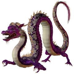 Purple Jewel Dragon