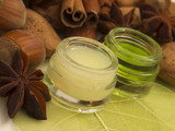 Fototapety almond cosmetics