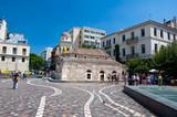 Fototapety Monastiraki Square  in Athens, Greece