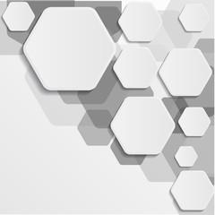 Abstrakte geometrische Gestaltung