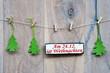 am 24.12 ist weihnachten