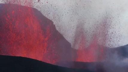 Eyjafjallajoekull Eruption