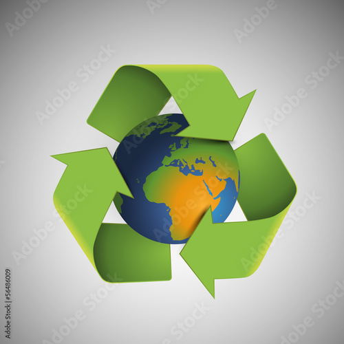 Save The World - Environmentally Friendly Planet