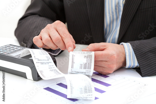 Analysing the expenses