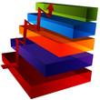 3D Step Chart