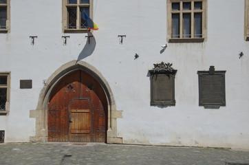 House of Matei Corvin, Sibiu, Transylvania