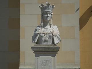 Queen Mary bust, Alba Iulia, Transylvania
