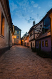 Little medieval houses on Golden Lane,Praha