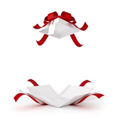 pacco regalo esploso
