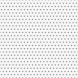 Abstract dotted white background. Seamless pattern