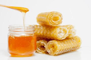 sabonete em favo de mel