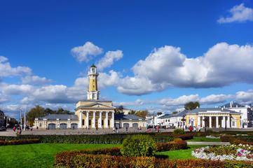 Russia, Kostroma city