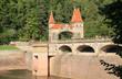 Dam Les Kralovstvi in Bila Tremesna, Czech Republic