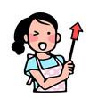主婦の指示