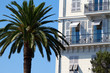 Nizza - Architektur an der Promenade des Anglais