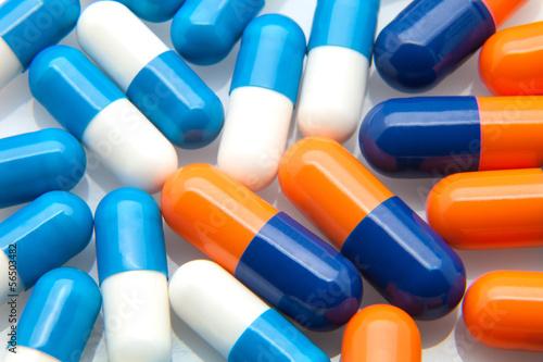 capsulas de colores