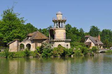 Hameau de la Reine, château de Versailles