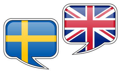 Swedish-British Conversation