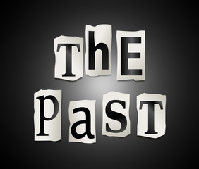 The Past concept.
