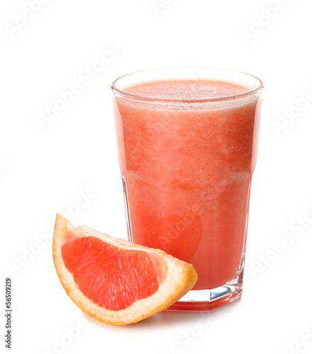 grapefruit smoothie