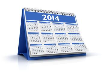 Calendar 2014